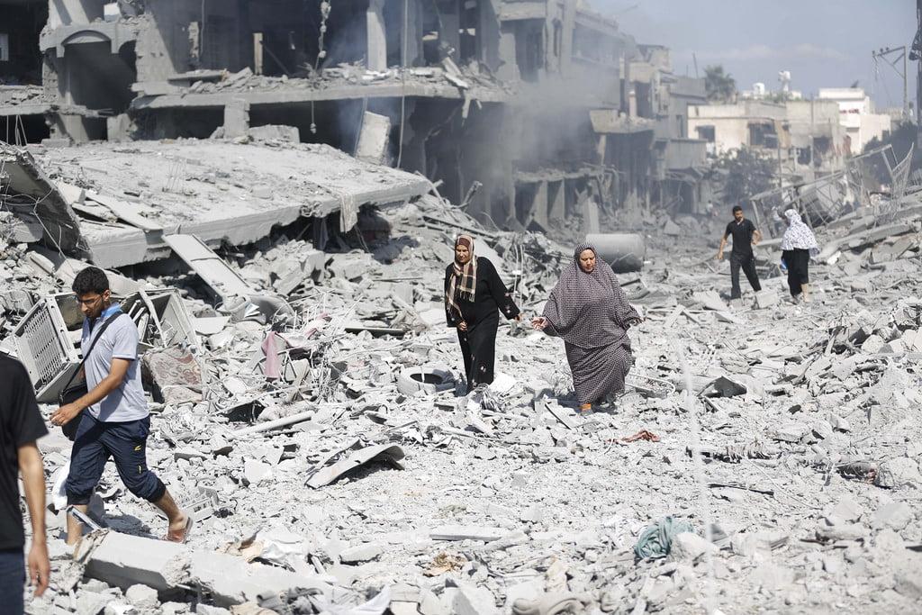 Η Σφαγή της Γάζας Δείχνει την Δυτική Υποκρισία στη Ρωσική «Προσάρτηση» της Κριμαίας