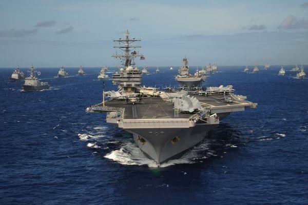 Μαζική παρέμβαση ισχύος των ΗΠΑ σε ανατολική Μεσόγειο και Αιγαίο για αποφυγή θερμού επεισοδίου