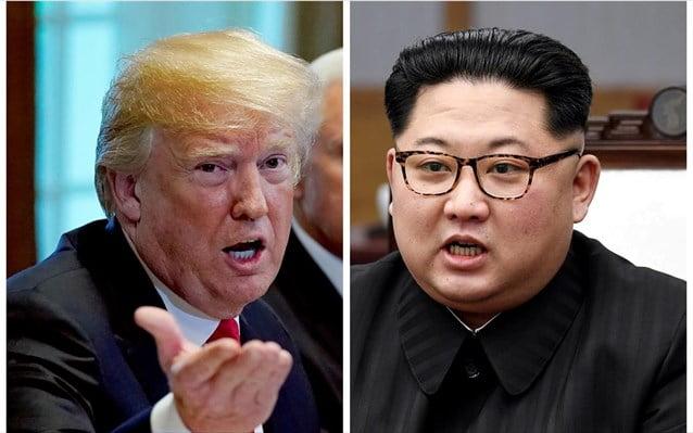 Τραμπ: Θα μπορούσε να πραγματοποιηθεί τελικά στις 12 Ιουνίου η συνάντηση με Κιμ