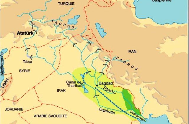 Τέσσερις αραβικές χώρες κάτω από το τσεκούρι της αποσυναρμολόγησης