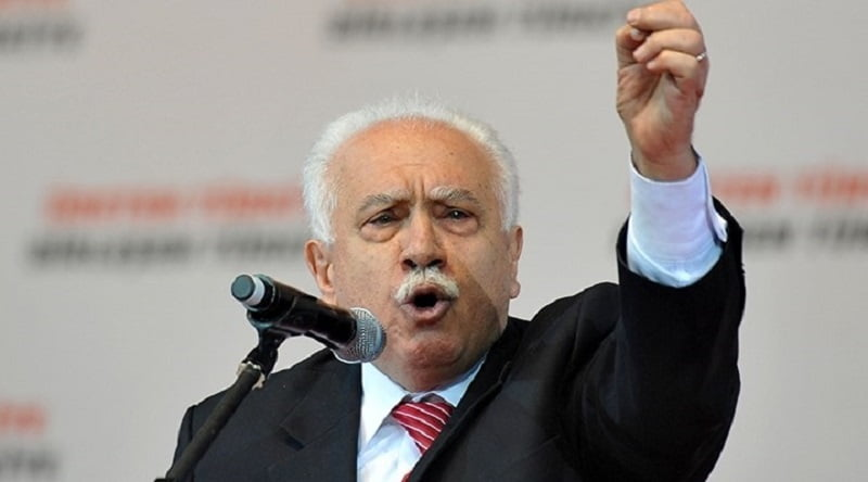 Ντογού Περιντσέκ προς Έλληνες: Μην πηγαίνετε με ΗΠΑ και Ισραήλ ...