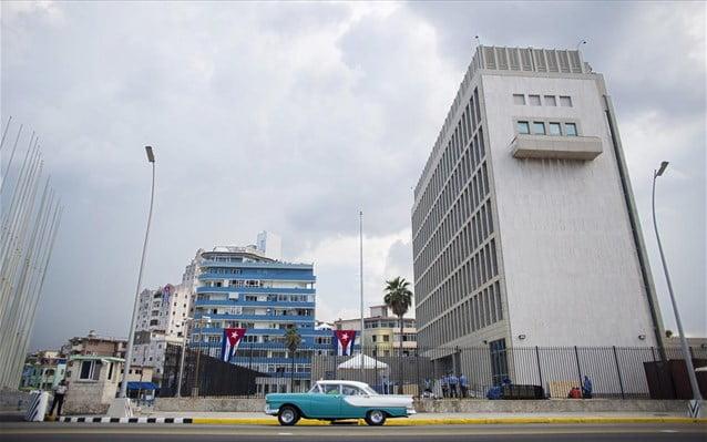 Κούβα: Καμία αξιόπιστη εξήγηση για τα περί «ηχητικών επιθέσεων» κατά Αμερικανών διπλωματών