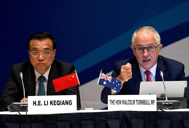 Η μάχη της Αυστραλίας κατά των κινεζικών πολιτικών παρεμβάσεων