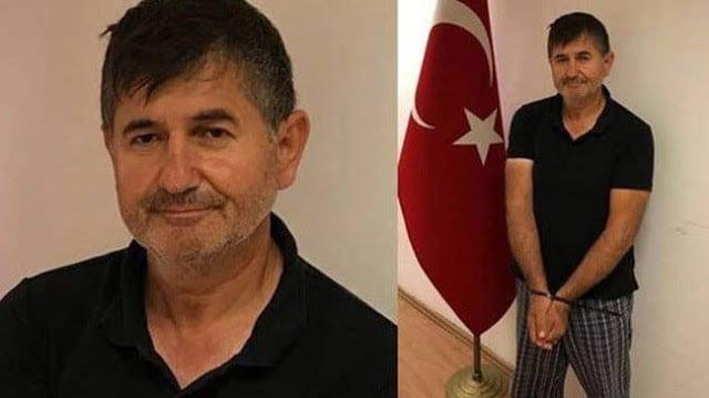 Η τουρκική ΜΙΤ απήγαγε από την Ουκρανία τον Τούρκο Γιουσούφ Ινάν