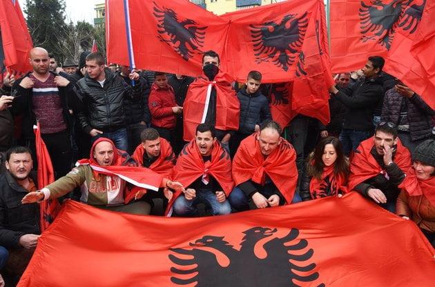 Ράμα: Δεν δεχόμαστε Αλβανούς που ζουν σε άλλες χώρες – Επεισόδια στο αλβανικό φυλάκιο στην Κρυσταλλοπηγή