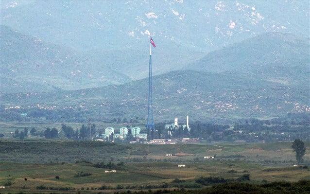 Η Β. Κορέα κατεδαφίζει εγκαταστάσεις σε πεδίο εκτόξευσης δορυφόρων