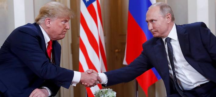 Politico: Γιατί η συνάντηση Τραμπ-Πούτιν σηματοδοτεί μία νέα παγκόσμια τάξη