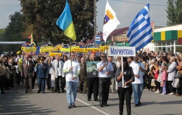 Ο Πρόεδρος της Ουκρανίας πρότεινε να τεθεί η Μαριούπολη υπό ελληνική «προστασία»