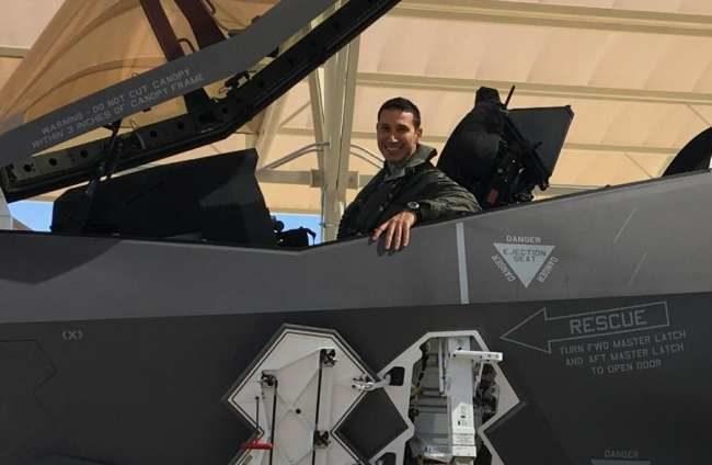 Τουρκικά F-35: Πέταξε στις ΗΠΑ ο πρώτος Τούρκος πιλότος