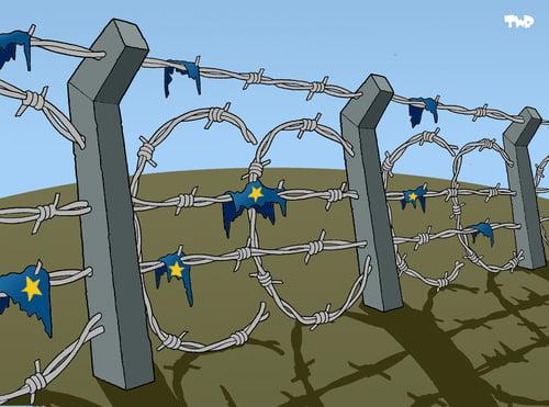 Η Ευρώπη φοβάται και οχυρώνεται