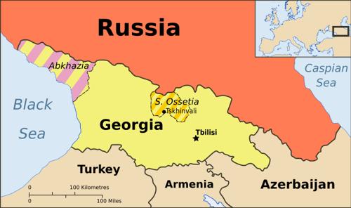 Στον Καύκασο η νέα εστία κρίσης; ΗΠΑ προς Ρωσία: Αποσύρετε τα στρατεύματα σας από το έδαφος της Γεωργίας