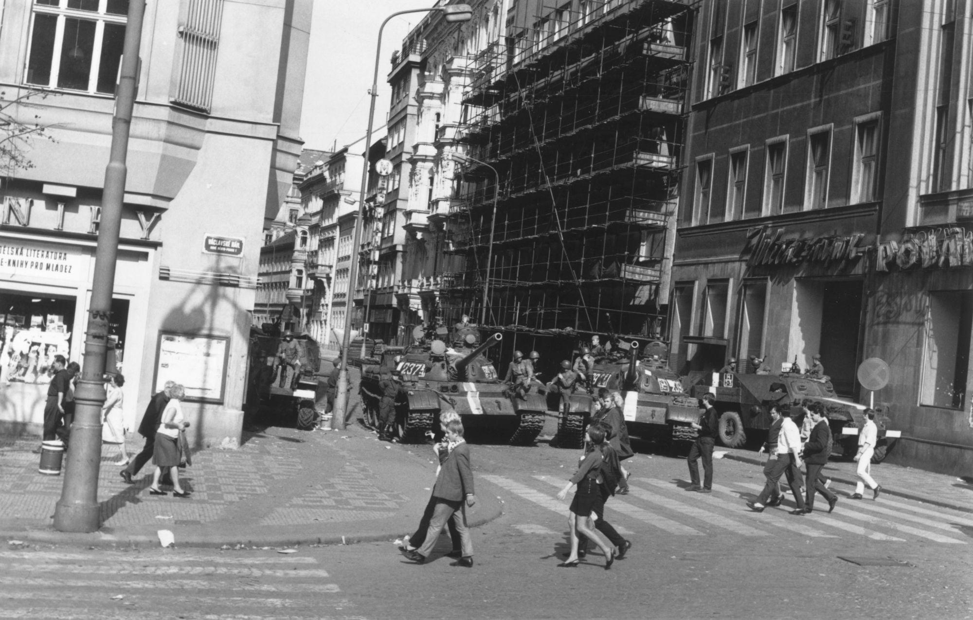 52 χρόνια από την Άνοιξη της Πράγας