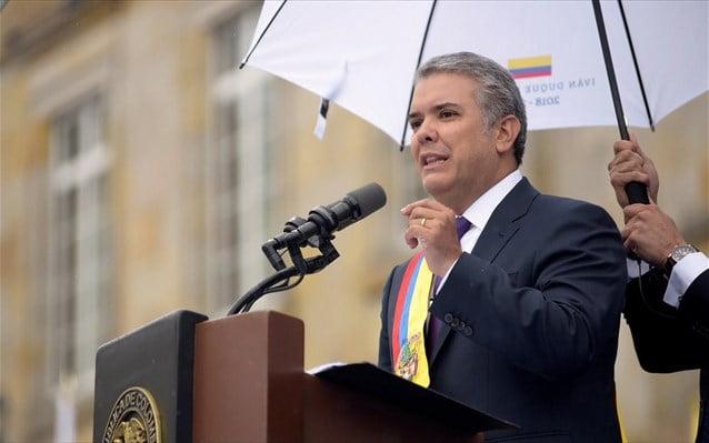 Κολομβία: Ο νέος πρόεδρος θα επανεξετάσει την αναγνώριση της Παλαιστίνης