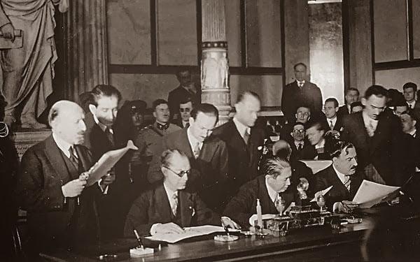 """Οι διασκέψεις για την δημιουργία μιας """"Ομοσπονδίας των Βαλκανικών Λαών"""" στα χρόνια του Μεσοπολέμου και ο ρόλος του Ελληνικού τεκτονισμού"""