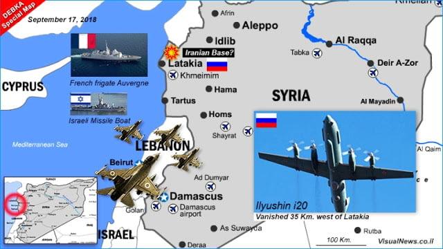 Ρωσικό Il-20: Μήπως η Ρωσία και η Συρία μετέτρεψαν σε αποτυχία τα αγγλοαμερικάνα σχέδια;