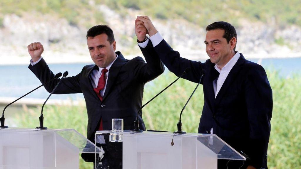 Ολη η αλήθεια για τη συμφωνία των Πρεσπών – Γιατί οι ξένοι θέλουν τώρα λύση στο Μακεδονικό