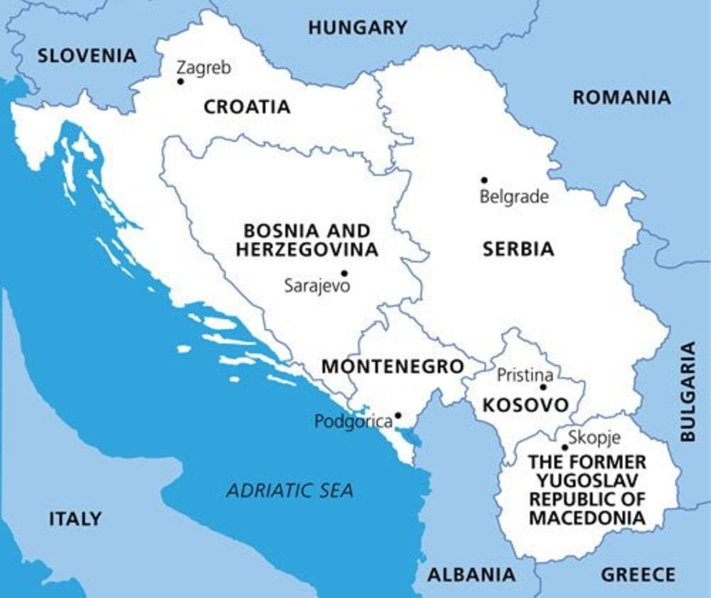 Stratfor : Η απειλή για την ειρήνη στα Δυτικά Βαλκάνια