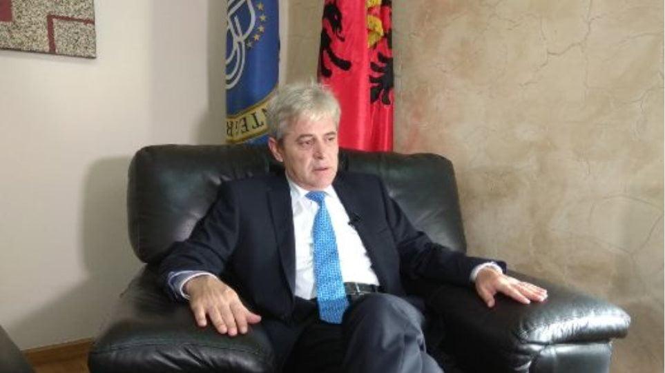 Πρόεδρος αλβανικού κόμματος της ΠΓΔΜ: Με συμμετοχή 51% το δημοψήφισμα θα είναι επιτυχημένο
