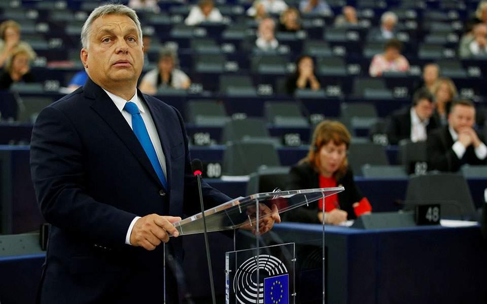 Στηρίζει την Ουγγαρία η Πολωνία – «Θα μπλοκάρουμε την επιβολή κυρώσεων»