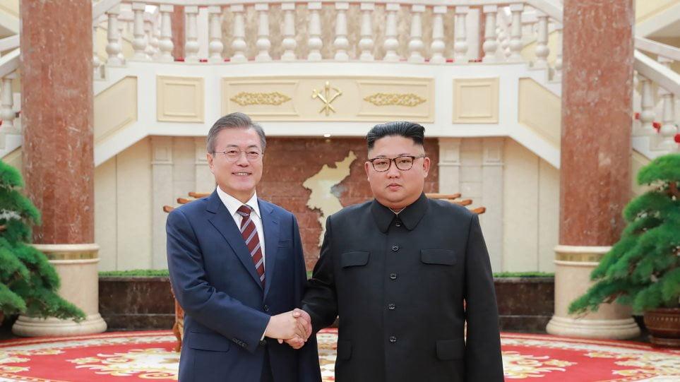 Ιστορική συμφωνία: Ο Κιμ Γιονγκ Ουν κλείνει οριστικά πεδίο δοκιμών βαλλιστικών πυραύλων