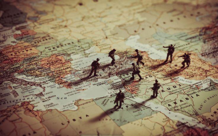 Ο χαμένος πόλεμος στο Ιράκ και την Συρία συμβολίζει την ήττα της Δύσης