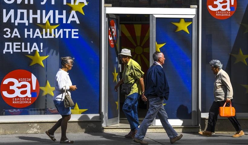 ΠΓΔΜ: Αποτυχία του δημοψηφίσματος προβλέπει η αντιπολίτευση