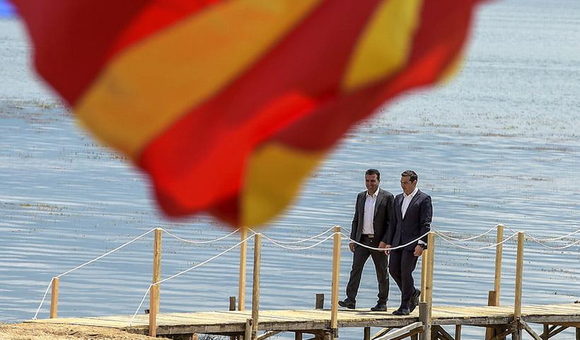 Η «κολεγιά» των Σκοπίων με την Άγκυρα και η απομυθοποίηση της Συμφωνίας των Πρεσπών