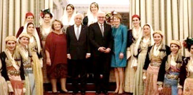 Θέμα πολεμικών αποζημιώσεων έθεσε ο Πρ.Παυλόπουλος στο δείπνο για τον Γερμανό πρόεδρο