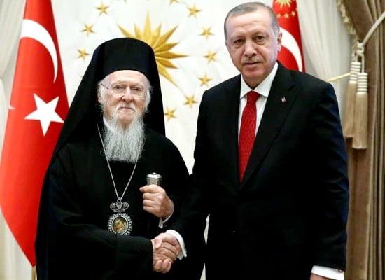 Ο Ερντογάν και το νέο σχίσμα της Ορθοδοξίας