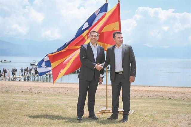 Φοβίζει τη Δύση η ταραχή σε Αθήνα – Σκόπια