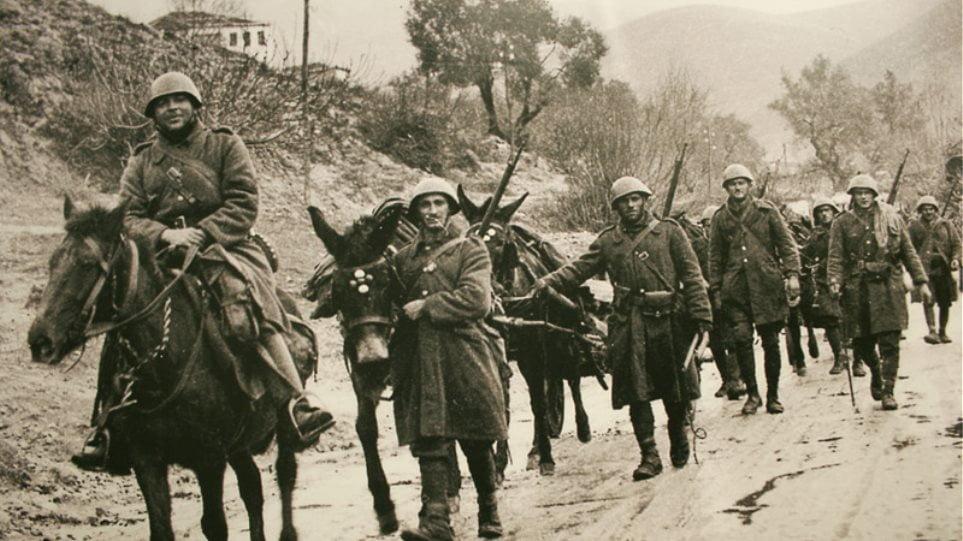 Το διάγγελμα του Αρχιεπισκόπου Αθηνών Χρύσανθου προς τον Ελληνικό λαό την ημέρα της 28ης Οκτωβρίου 1940 και η Εγκύκλιος που έστειλε στον Ιερό Κλήρο