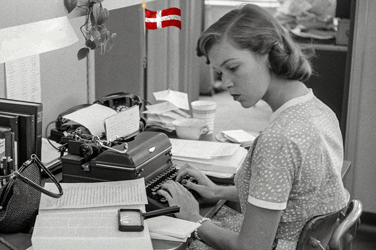 Δανία, μια χώρα πλήρους απασχόλησης