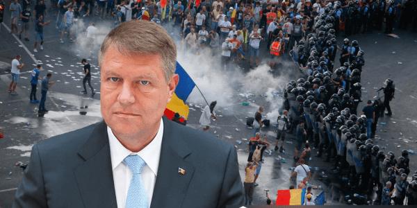 Οι πολίτες της Ρουμανίας αντιδρούν στη διαφθορά