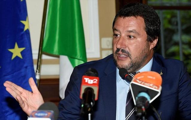 Σαλβίνι: Η Ιταλία δεν θα έχει την ίδια μοίρα με την Ελλάδα – Δεν θα ξεπουλήσουμε Eni, Enel, Generali, Poste Italiane