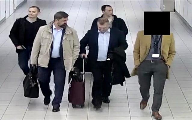 Ολλανδία: Απέλαση τεσσάρων Ρώσων μετά τη ματαίωση ρωσικής επιχείρησης κατά του ΟΑΧΟ