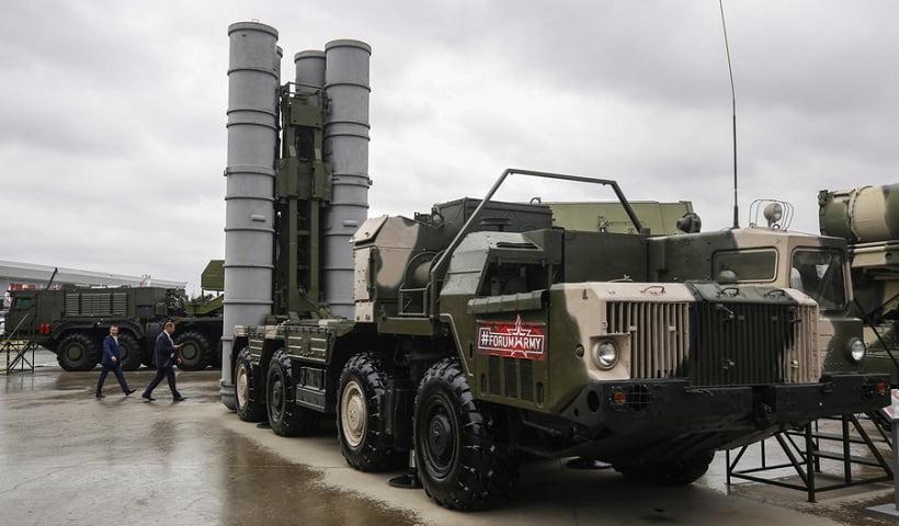 H Αίγυπτος αναπτύσσει συστήματα S-300 εντός λιβυκού εδάφους