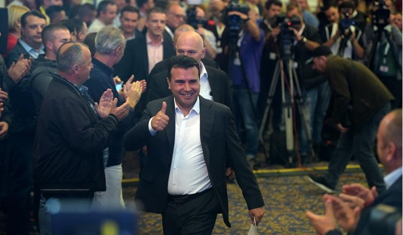 πΓΔΜ – δημοψήφισμα: Ο Ζάεφ γνώρισε πολιτική ήττα αλλά επιμένει