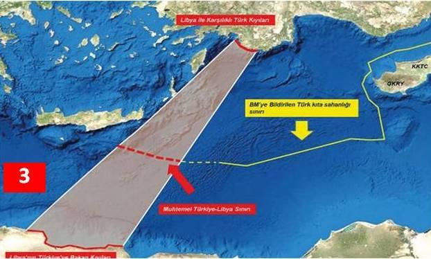 Οι Χάρτες Του Ακάρ, Η Λιβύη Και Ο Αγωγός East Med