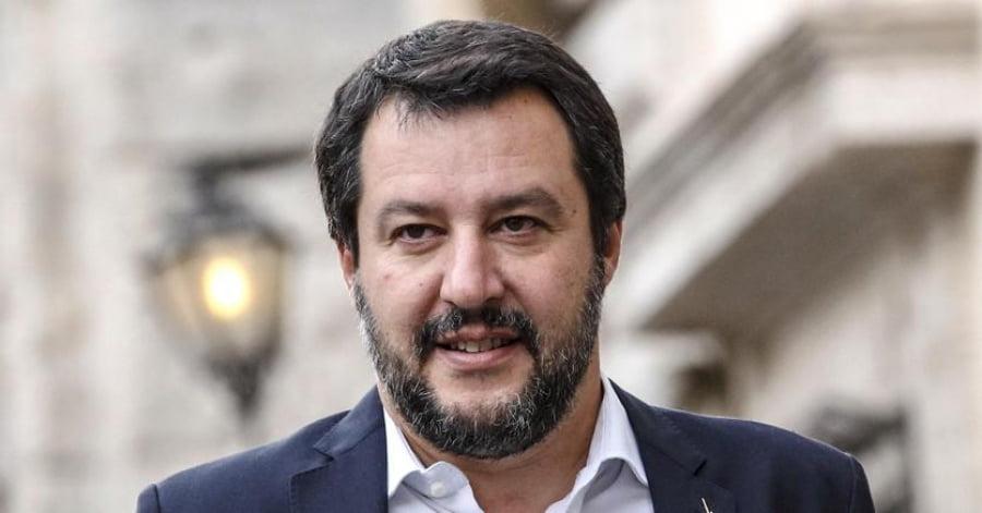 Ιταλία: Νέο ρεκόρ για τη Lega στην πρόθεση ψήφου – Πρώτο κόμμα με 35%, δεύτερο το M5S με 29%