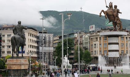 Της αποστασίας το… κάγκελο στα Σκόπια, το ίδιο και στην Αθήνα, για το ξεπούλημα της Μακεδονίας