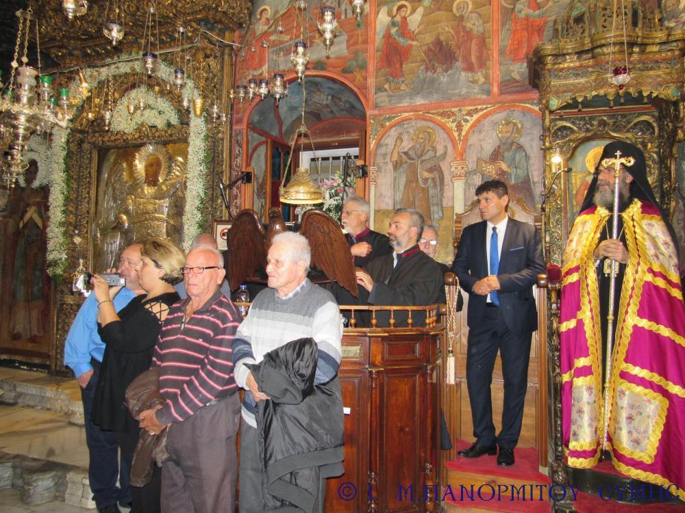 Ιερά Μονή Πανορμίτου στη Σύμη, μια όαση ψυχικής γαλήνης – Πανήγυρις και εγκαίνια ξενώνα διαμονής ηλικιωμένων