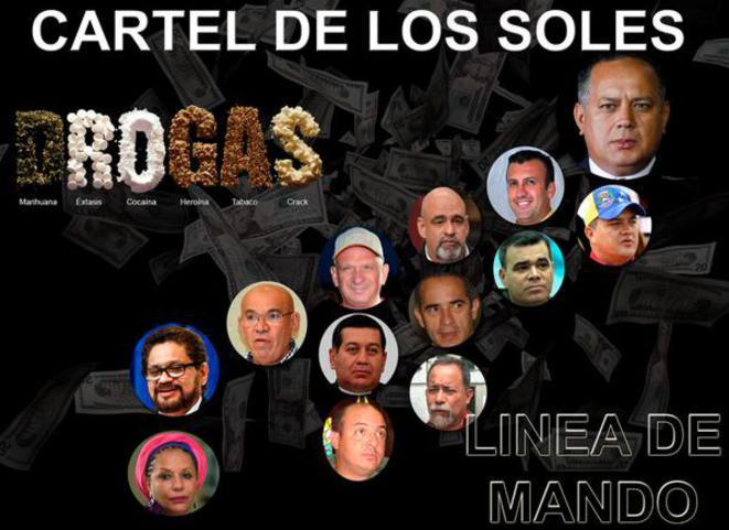 Οι Εσκομπάρ της Βενεζουέλας