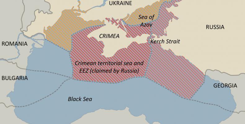 Ουκρανία-Ρωσία: Ο Ποροσένκο ζητεί από το NATO να στείλει πολεμικά πλοία στην Αζοφική Θάλασσα