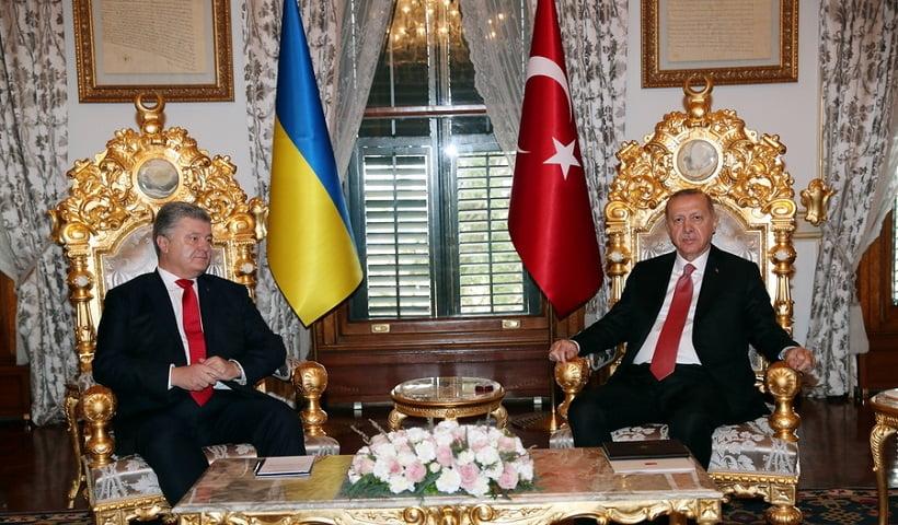 Oυκρανοί αξιωματούχοι μεταβαίνουν στην Άγκυρα για περαιτέρω σύσφιξη των σχέσεων