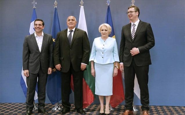 Τι θα συζητηθεί στην 5η Τετραμερή Σύνοδο Κορυφής Ελλάδας, Βουλγαρίας, Ρουμανίας, Σερβίας