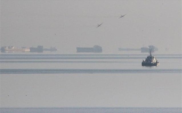 Ουκρανία: Η Ρωσία απέκλεισε λιμάνια στην Αζοφική Θάλασσα