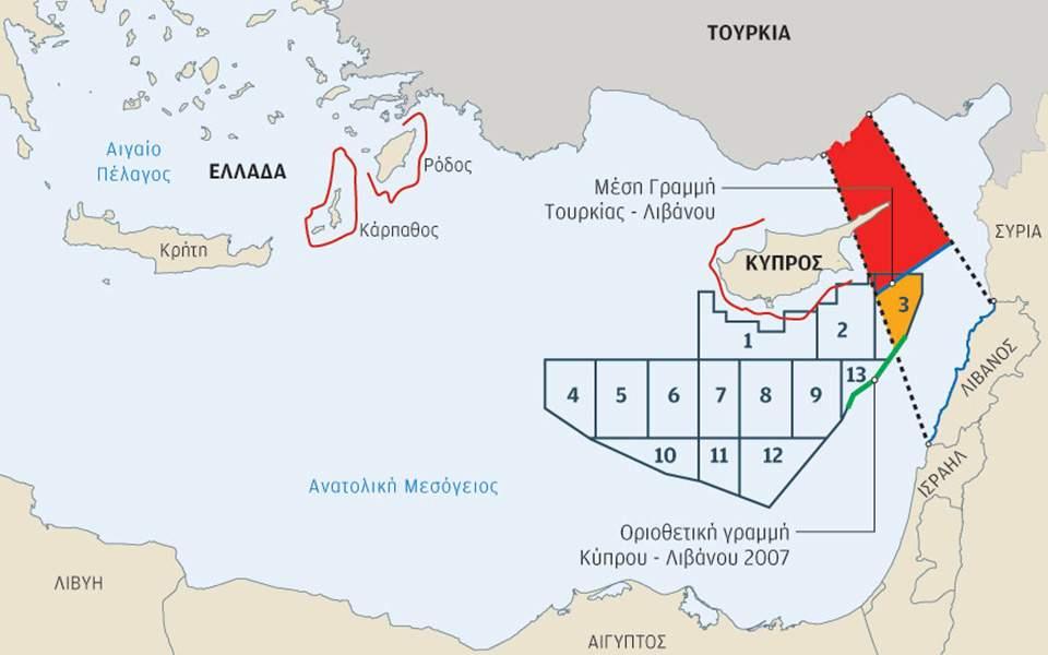 Τουρκικοί τυχοδιωκτισμοί επί χάρτου
