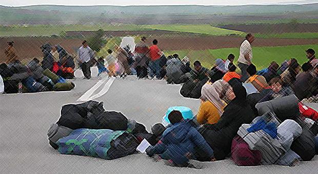 Εντείνεται ο εποικισμός της χώρας με ολέθριες πολιτικές για την παράνομη μετανάστευση