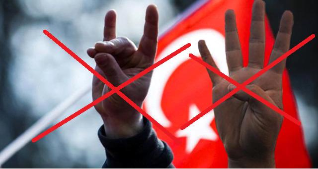 Η Αυστρία απαγόρευσε το σήμα των «Γκρίζων Λύκων»