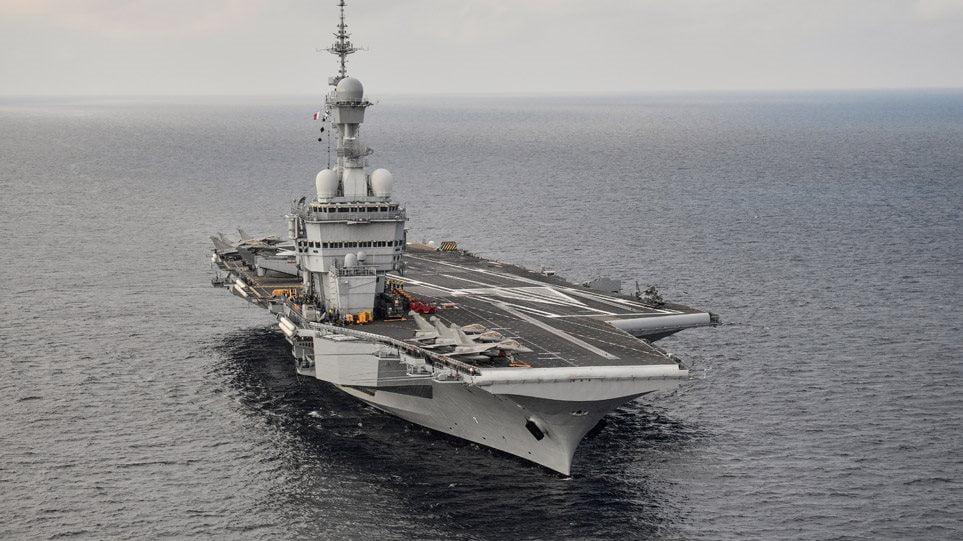 Ασυμπτωματικοί 2 στους 3 ναύτες του «Ρούζβελτ» που βρέθηκαν θετικοί στον κορωνοϊό